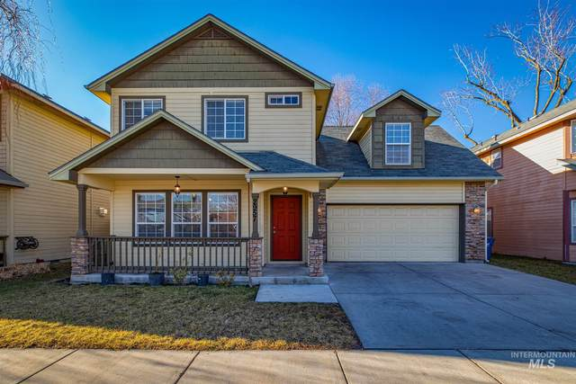 2957 N Saint James Place, Boise, ID 83703 (MLS #98790882) :: Build Idaho