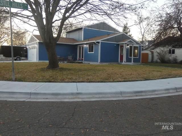 4745 N Castle Hills Ave, Boise, ID 83703 (MLS #98790884) :: Minegar Gamble Premier Real Estate Services