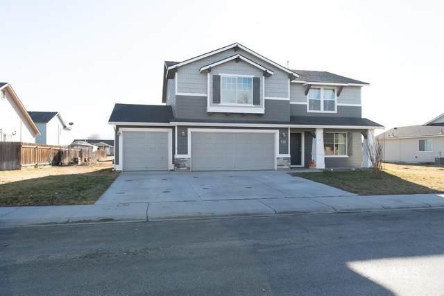 131 SW Quaker, Mountain Home, ID 83647 (MLS #98790886) :: Full Sail Real Estate