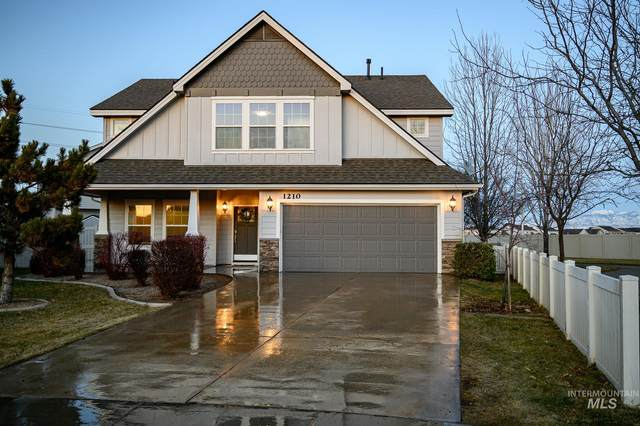 1210 W Cobblefield Ct, Meridian, ID 83646 (MLS #98790896) :: Full Sail Real Estate