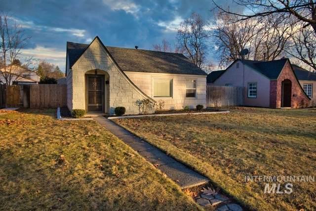 1114 S Longmont Ave, Boise, ID 83706 (MLS #98790900) :: Beasley Realty