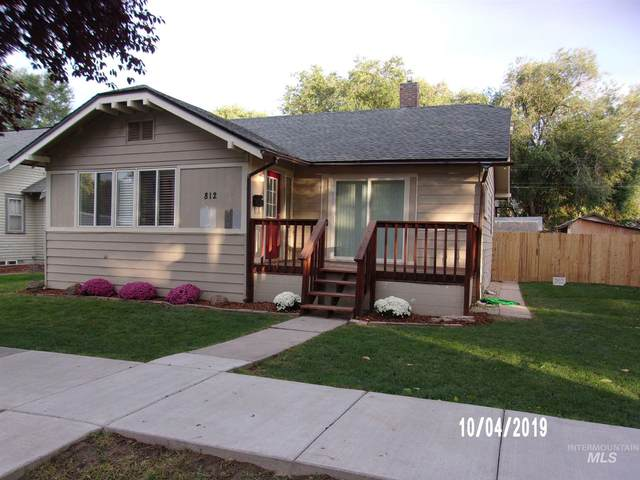 812 10 South, Nampa, ID 83605 (MLS #98790902) :: Minegar Gamble Premier Real Estate Services