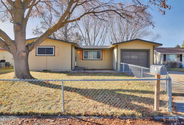 1009 S 20th St, Nampa, ID 83686 (MLS #98790917) :: Minegar Gamble Premier Real Estate Services