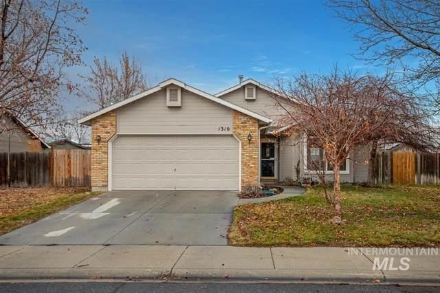 1310 E Drucker, Meridian, ID 83642 (MLS #98790926) :: Hessing Group Real Estate