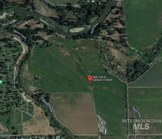 2805 Polk, Caldwell, ID 83605 (MLS #98790967) :: Minegar Gamble Premier Real Estate Services