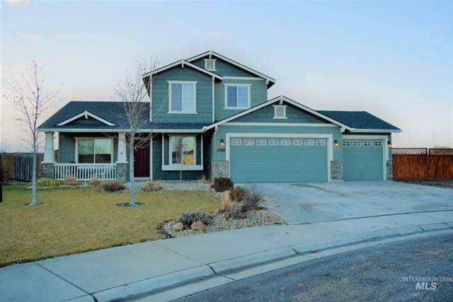 1582 Fairway St, Middleton, ID 83644 (MLS #98791044) :: Boise River Realty
