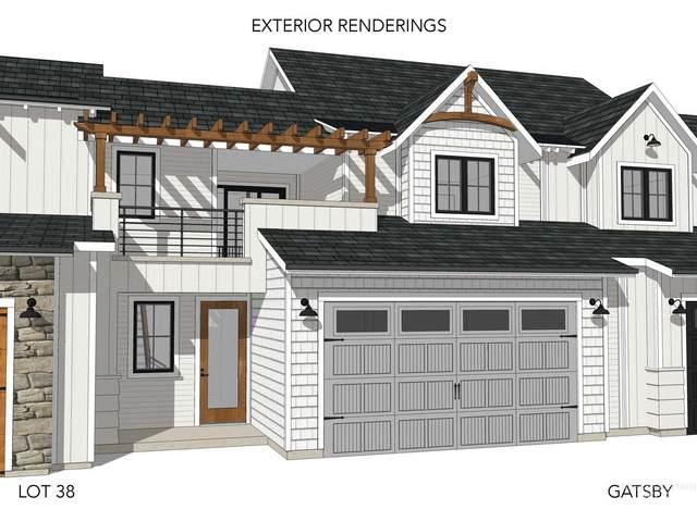 4251 W Bay Oak Lane, Meridian, ID 83646 (MLS #98791054) :: Minegar Gamble Premier Real Estate Services