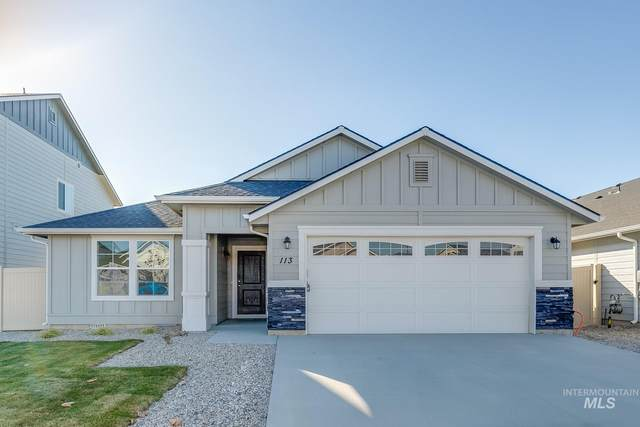 880 SW Miner St -, Mountain Home, ID 83647 (MLS #98791111) :: Boise Home Pros
