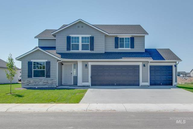 845 SW Miner St -, Mountain Home, ID 83647 (MLS #98791114) :: Bafundi Real Estate
