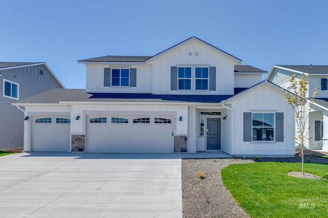 1401 N Thistle Dr, Kuna, ID 83634 (MLS #98791121) :: Juniper Realty Group