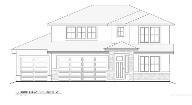 3862 W Balducci St., Meridian, ID 84646 (MLS #98791130) :: Haith Real Estate Team