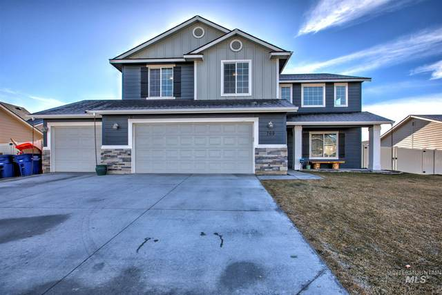 769 Bighorn Drive, Twin Falls, ID 83301 (MLS #98791155) :: Epic Realty