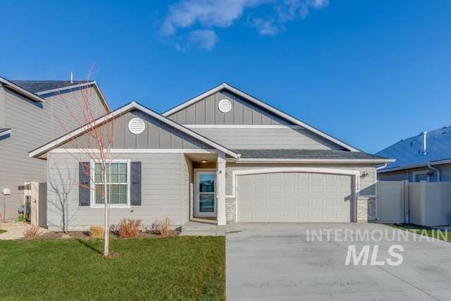 1154 E Argence Ct., Meridian, ID 83642 (MLS #98791199) :: Juniper Realty Group