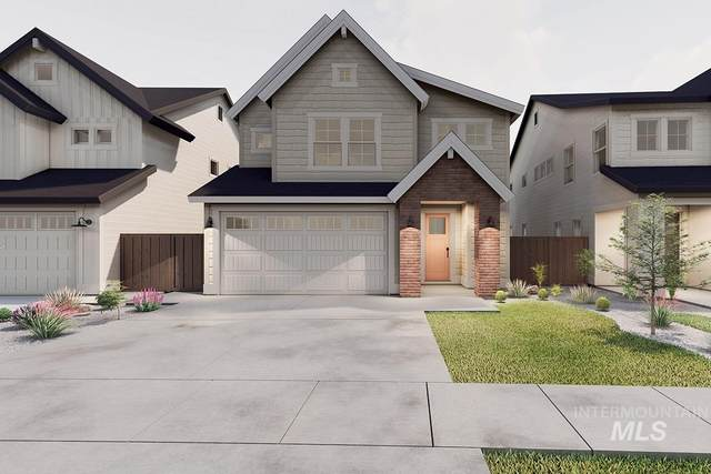 6240 S Wayland Way, Meridian, ID 83642 (MLS #98791277) :: Build Idaho