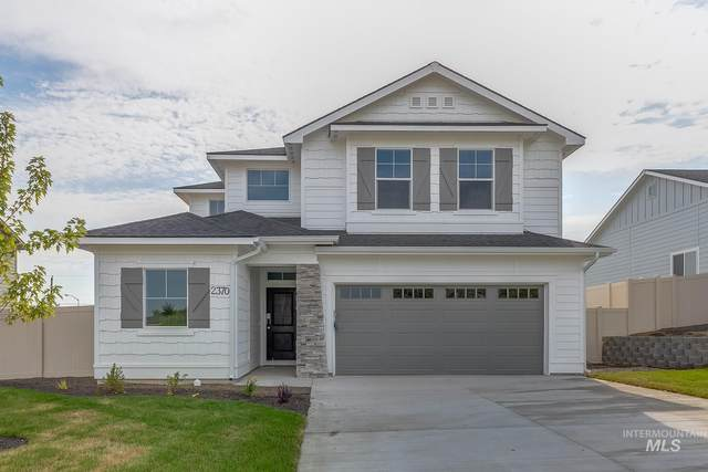 3923 W Balance Rock St, Meridian, ID 83642 (MLS #98791289) :: Build Idaho
