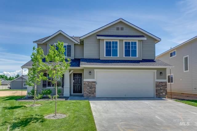 3959 W Balance Rock St, Meridian, ID 83642 (MLS #98791292) :: Build Idaho