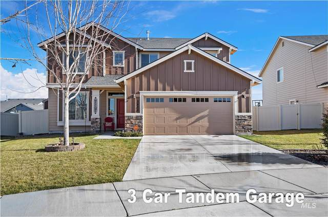 3488 S Glacier Bay Ave, Meridian, ID 83642 (MLS #98791324) :: Team One Group Real Estate