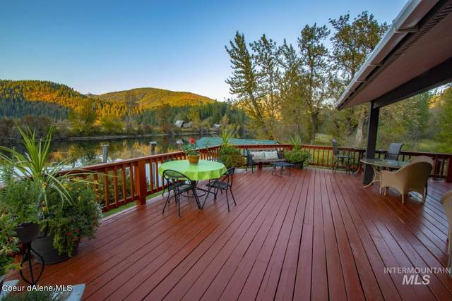 2626 Railroad Grade, St. Maries, ID 83861 (MLS #98791337) :: Team One Group Real Estate