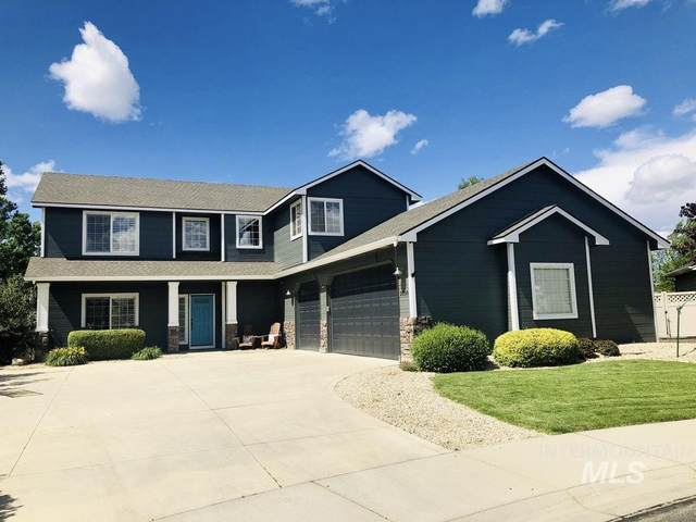 2050 W Teano Drive, Meridian, ID 83646 (MLS #98791341) :: Build Idaho