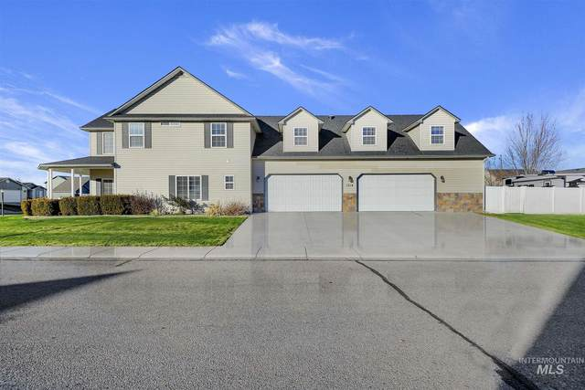 1214 E Desert View Way, Nampa, ID 83686 (MLS #98791353) :: Juniper Realty Group