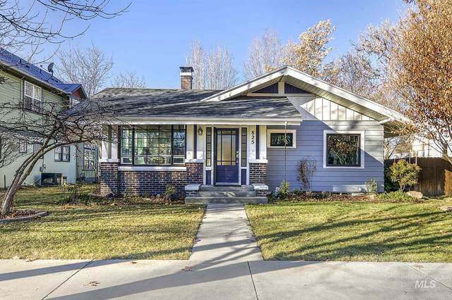 825 N 21st St., Boise, ID 83702 (MLS #98791357) :: Team One Group Real Estate