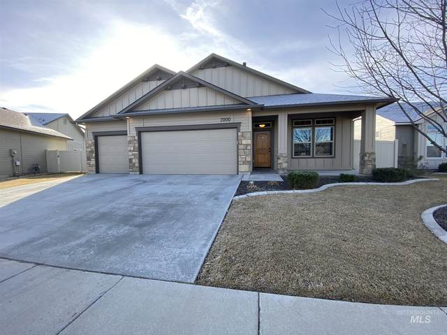 2000 S Belknap Loop, Nampa, ID 83686 (MLS #98791364) :: Juniper Realty Group
