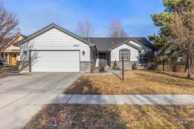 1932 W Eagle Mountain Dr, Meridian, ID 83646 (MLS #98791367) :: Juniper Realty Group