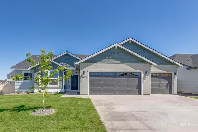 11349 W Clarinet St, Nampa, ID 83651 (MLS #98791369) :: Juniper Realty Group