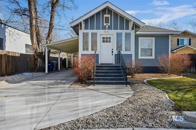 1214 S Columbus St, Boise, ID 83705 (MLS #98791386) :: Team One Group Real Estate