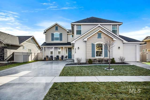 2715 W Tenuta St, Meridian, ID 83646 (MLS #98791393) :: Team One Group Real Estate