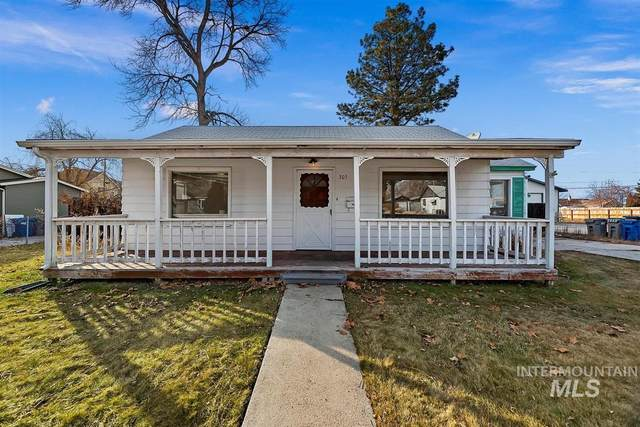 303 S Beach St., Boise, ID 83705 (MLS #98791413) :: Team One Group Real Estate