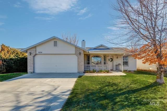 5224 S Yarrow Ave., Boise, ID 83716 (MLS #98791417) :: Michael Ryan Real Estate