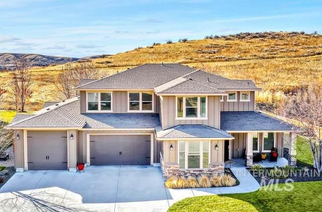 4589 W Deerpath Dr, Boise, ID 83714 (MLS #98791428) :: Hessing Group Real Estate
