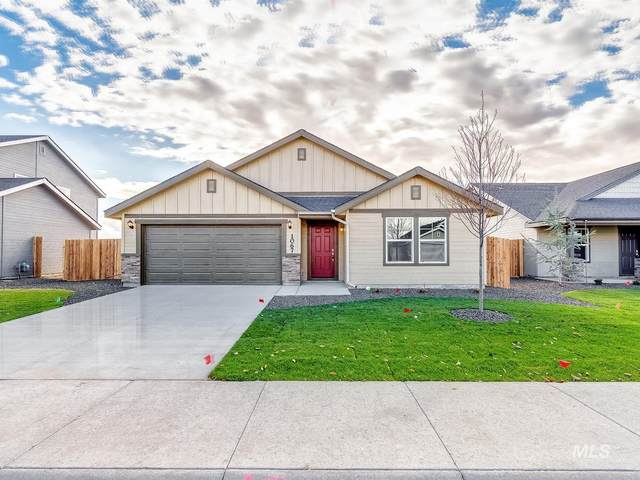 11297 W Broadstone St, Nampa, ID 83651 (MLS #98791432) :: Juniper Realty Group