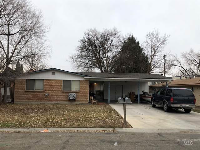 1707 W Spaulding, Boise, ID 83705 (MLS #98791434) :: Team One Group Real Estate