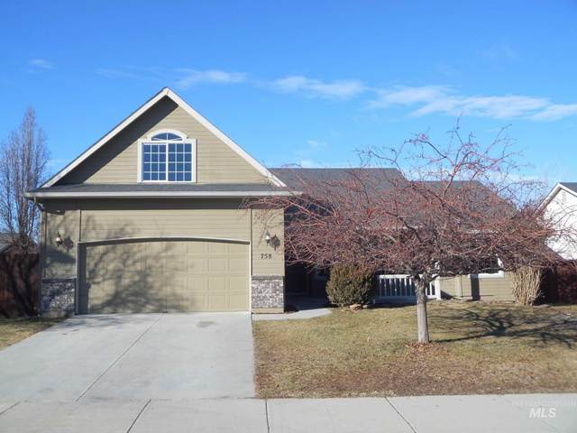 758 W Banyon St, Nampa, ID 83686 (MLS #98791435) :: Silvercreek Realty Group