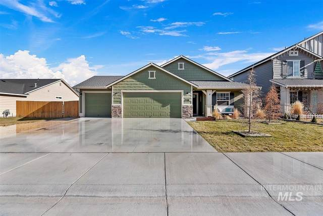 2598 N Honeysuckle Way, Kuna, ID 83634 (MLS #98791462) :: Juniper Realty Group