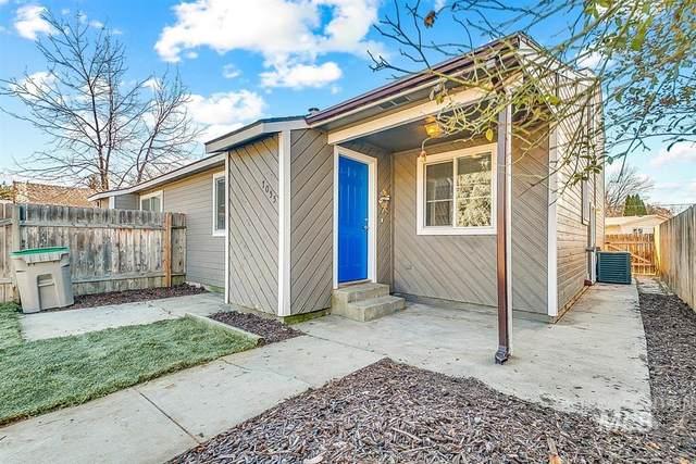 7053 W Ustick Rd., Boise, ID 83704 (MLS #98791477) :: Silvercreek Realty Group