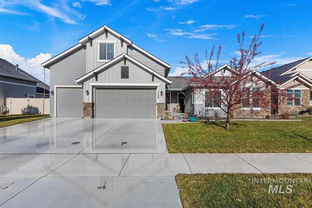 11296 W Rosette Dr, Nampa, ID 83686 (MLS #98791482) :: Idaho Real Estate Pros