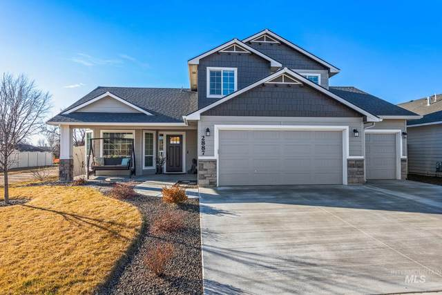 2887 NW 13th St, Meridian, ID 83646 (MLS #98791484) :: Team One Group Real Estate