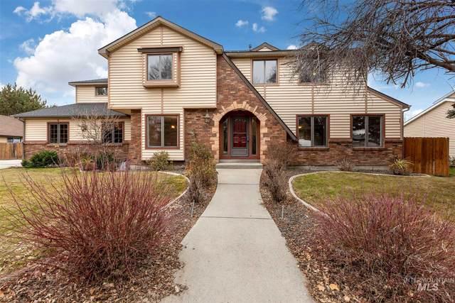 3347 N Columbine, Boise, ID 83713 (MLS #98791493) :: Jon Gosche Real Estate, LLC