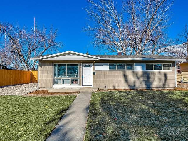 5420 W. Edson St., Boise, ID 83705 (MLS #98791498) :: Team One Group Real Estate