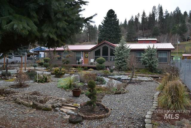 31288 Paradise Ln, Lenore, ID 83541 (MLS #98791533) :: Epic Realty