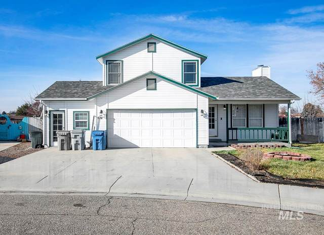 724 Norwood Ln, Nampa, ID 83651 (MLS #98791549) :: Silvercreek Realty Group