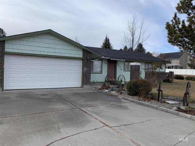 1514 Targhee, Twin Falls, ID 83301 (MLS #98791562) :: Juniper Realty Group