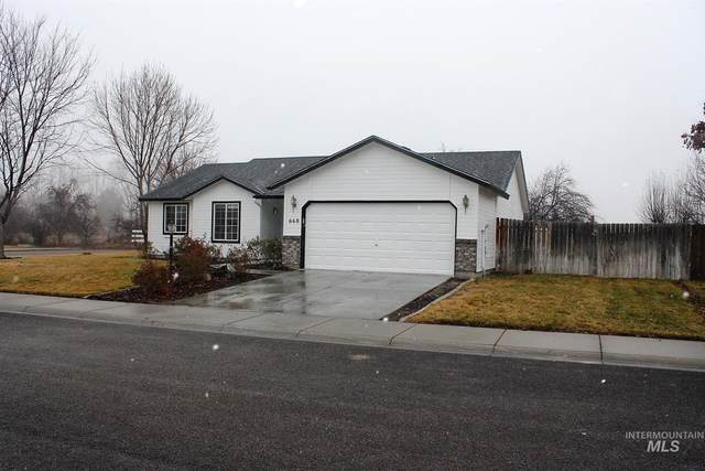 668 S Muscovy, Meridian, ID 83642 (MLS #98791571) :: Team One Group Real Estate