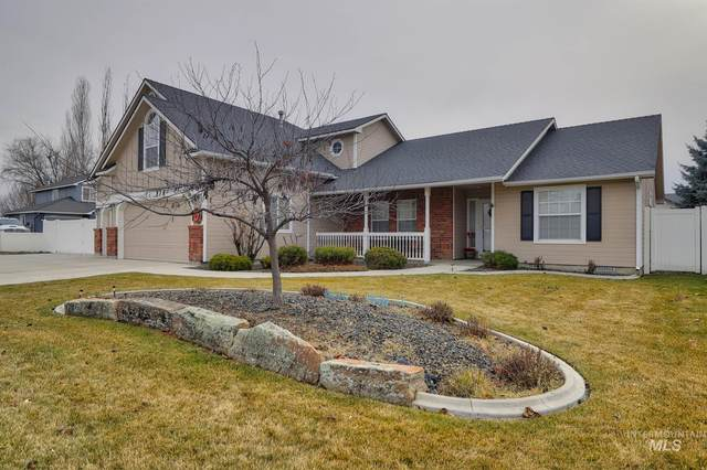 3657 W Angelica Dr, Meridian, ID 83642 (MLS #98791581) :: Team One Group Real Estate