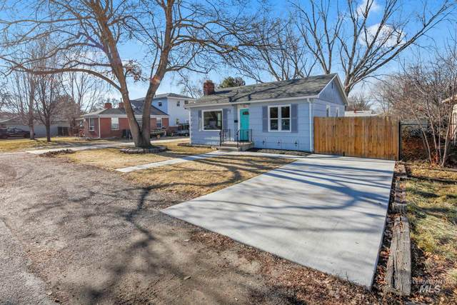 703 Scott, Boise, ID 83705 (MLS #98791597) :: Epic Realty