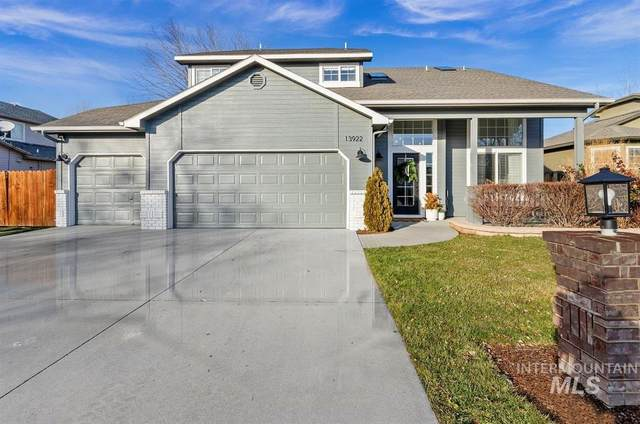 13922 W Dominion, Boise, ID 83713 (MLS #98791600) :: Epic Realty