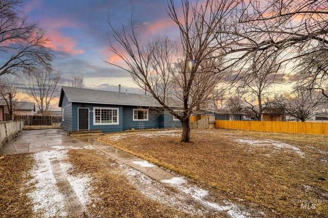 550 NW Birch Ave, Mountain Home, ID 83647 (MLS #98791603) :: Epic Realty